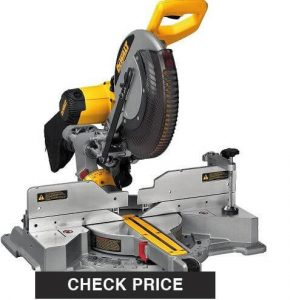 DEWALT DWS709 Sliding Compound Miter Saw