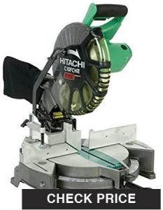 Hitachi C10FCH2 Single Bevel