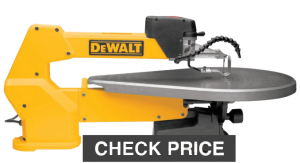 DEWALT DW788 1.3 Amp 20 Inch Variable Speed Scroll Saw