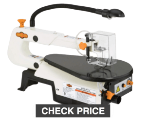 Shop Fox W1713 16cInch Variable Speed Scroll Saw
